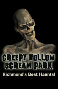 Creepy Hollow Scream Park